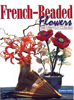 French Beaded Flowers New Millenium Collection by Dalene Kelly